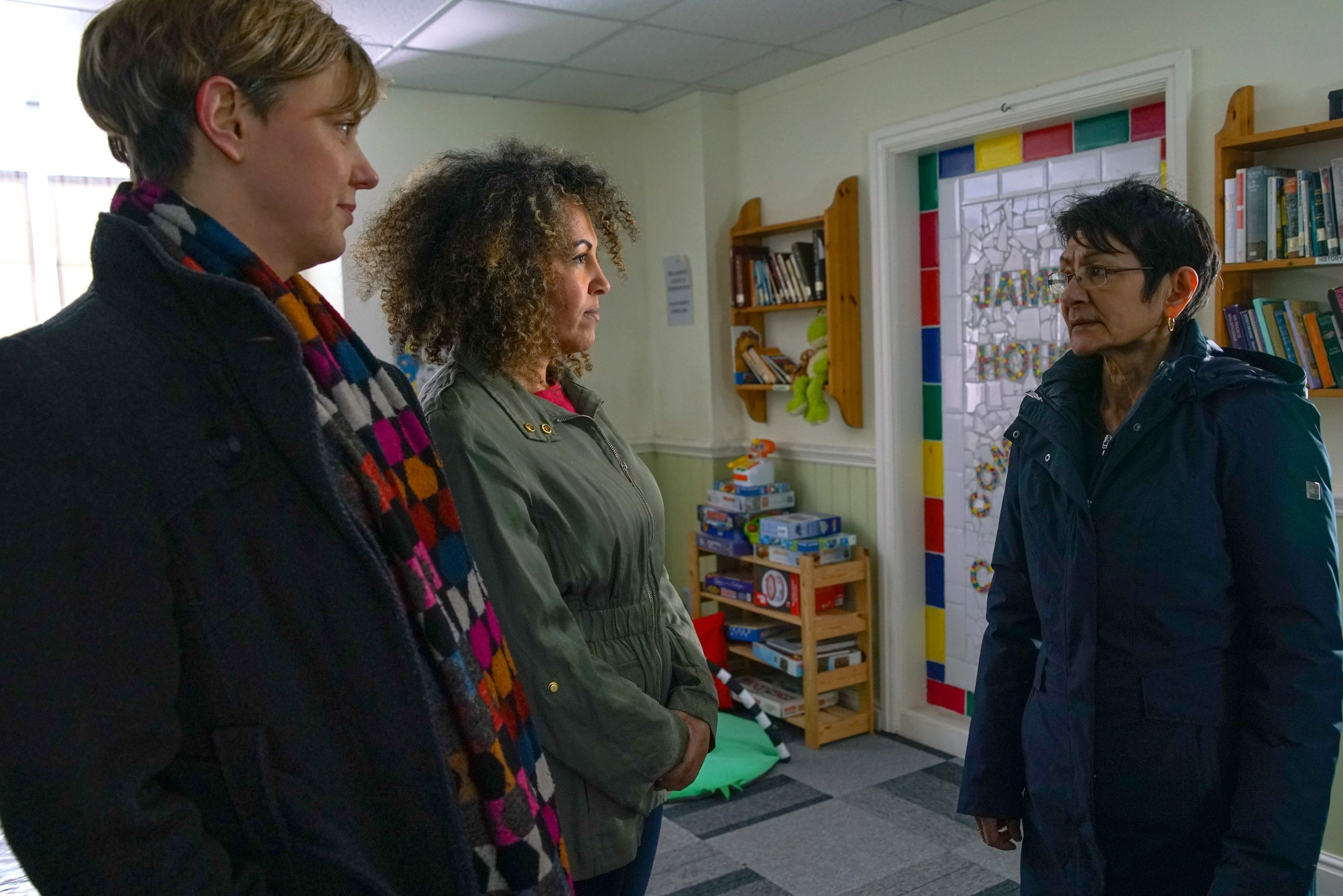 Coronation Street SPOILERS: Yasmeen finds out about Geoff's past tonight!