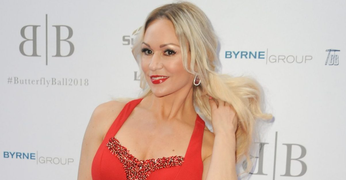 Kristina Rihanoff would like to return Strictly Come Dancing with a female partner