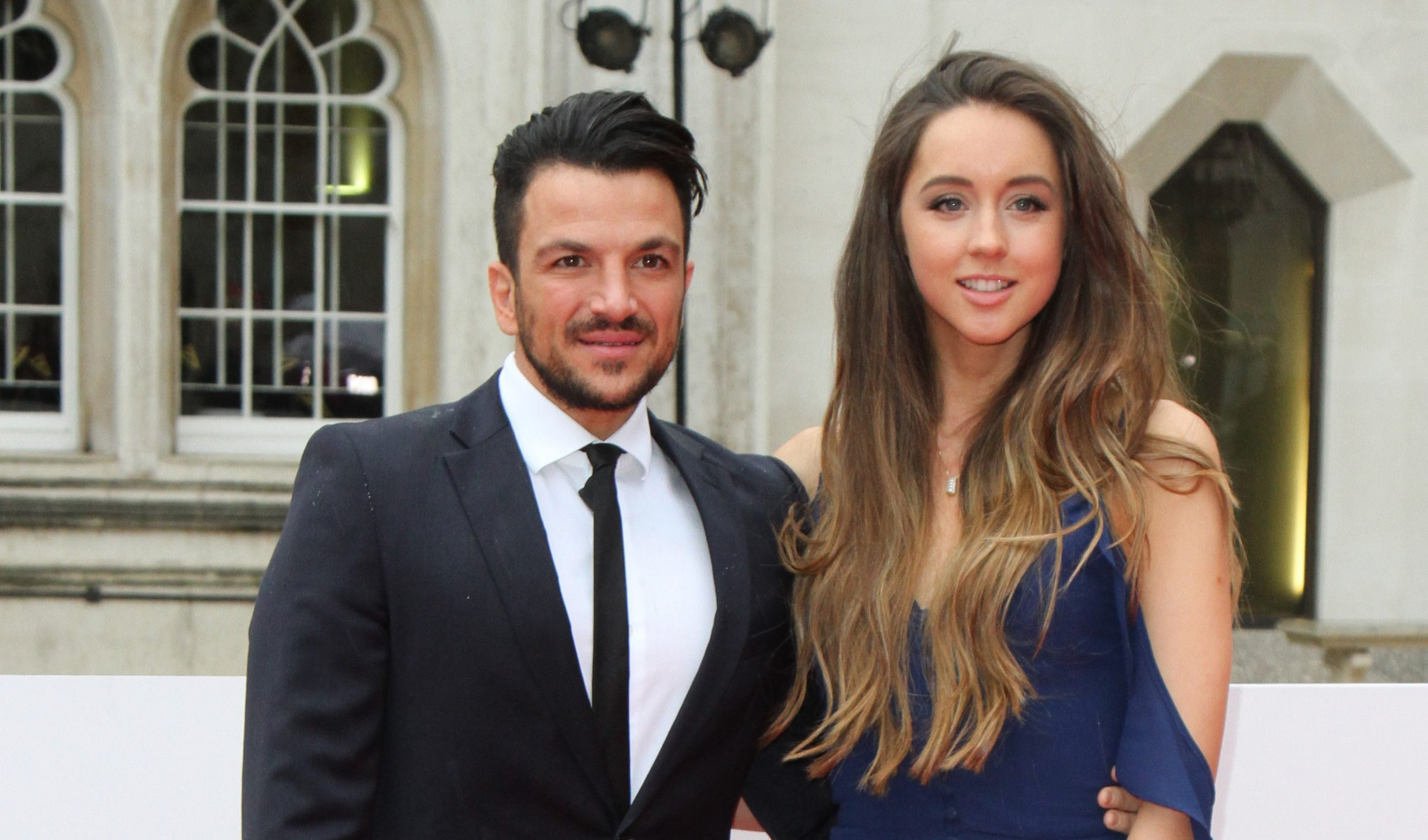 Peter Andre's wife Emily wants a third baby