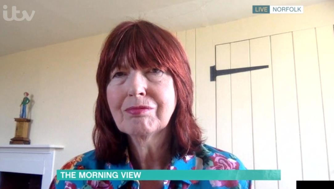Janet Street-Porter on This Morning