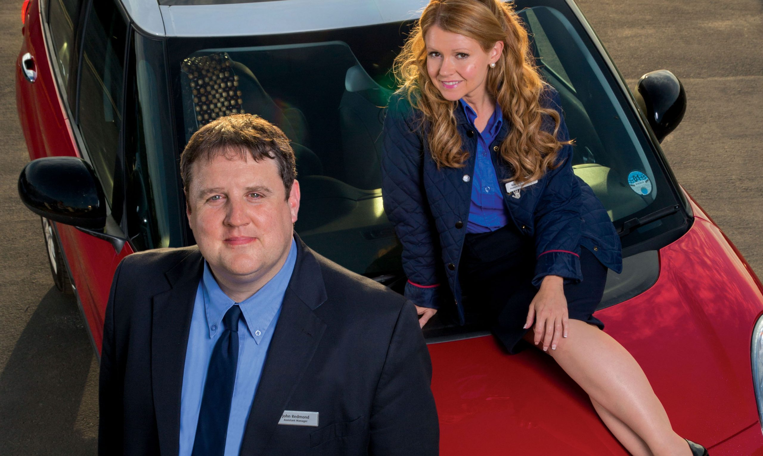 Peter Kay's Car Share to return for one-off episode on Good Friday