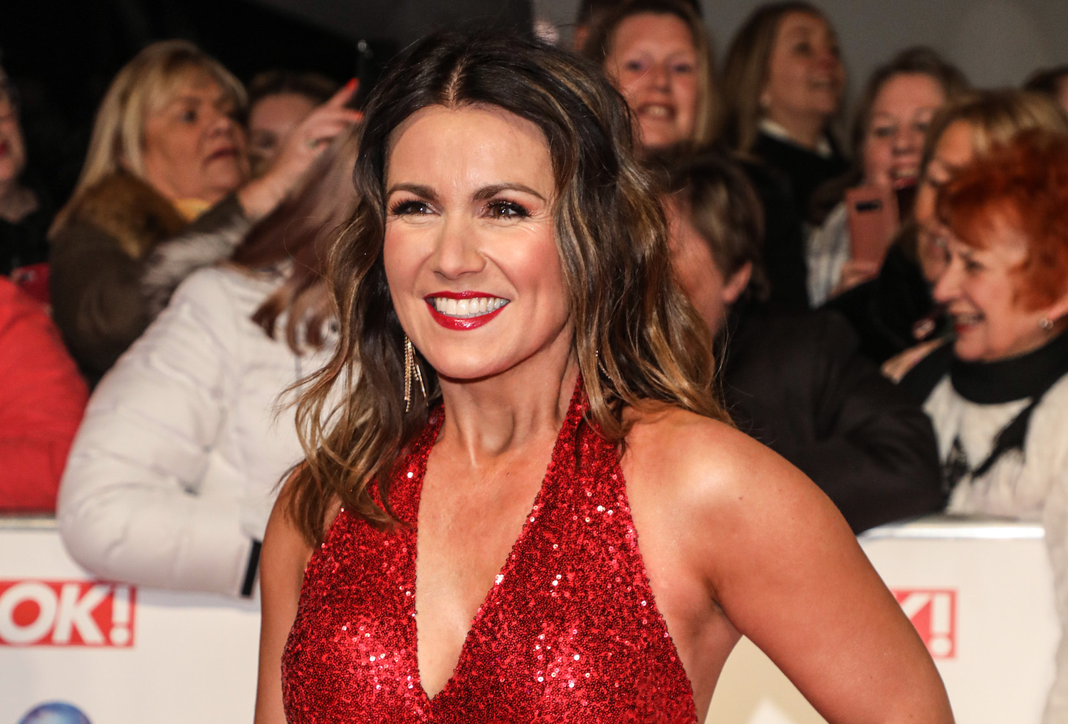 Susanna Reid begs government to keep green spaces open as her local park is slammed shut