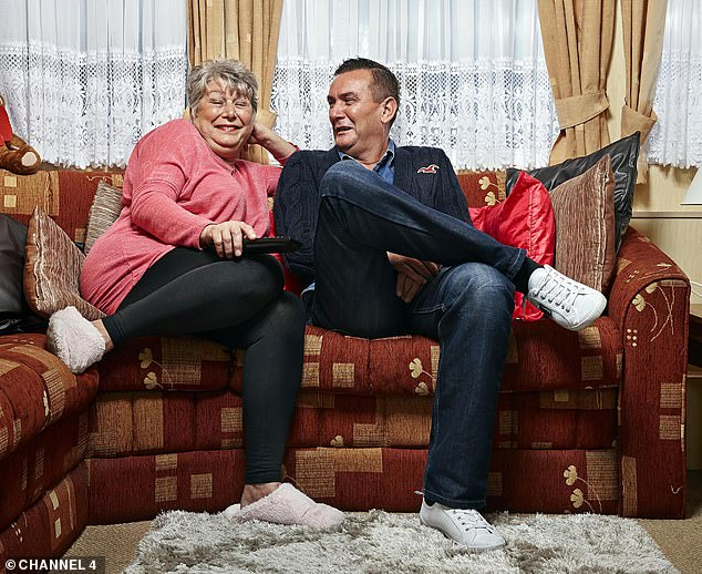 Gogglebox's Lee Riley shares throwback picture to celebrate Jenny Newby's 65th birthday