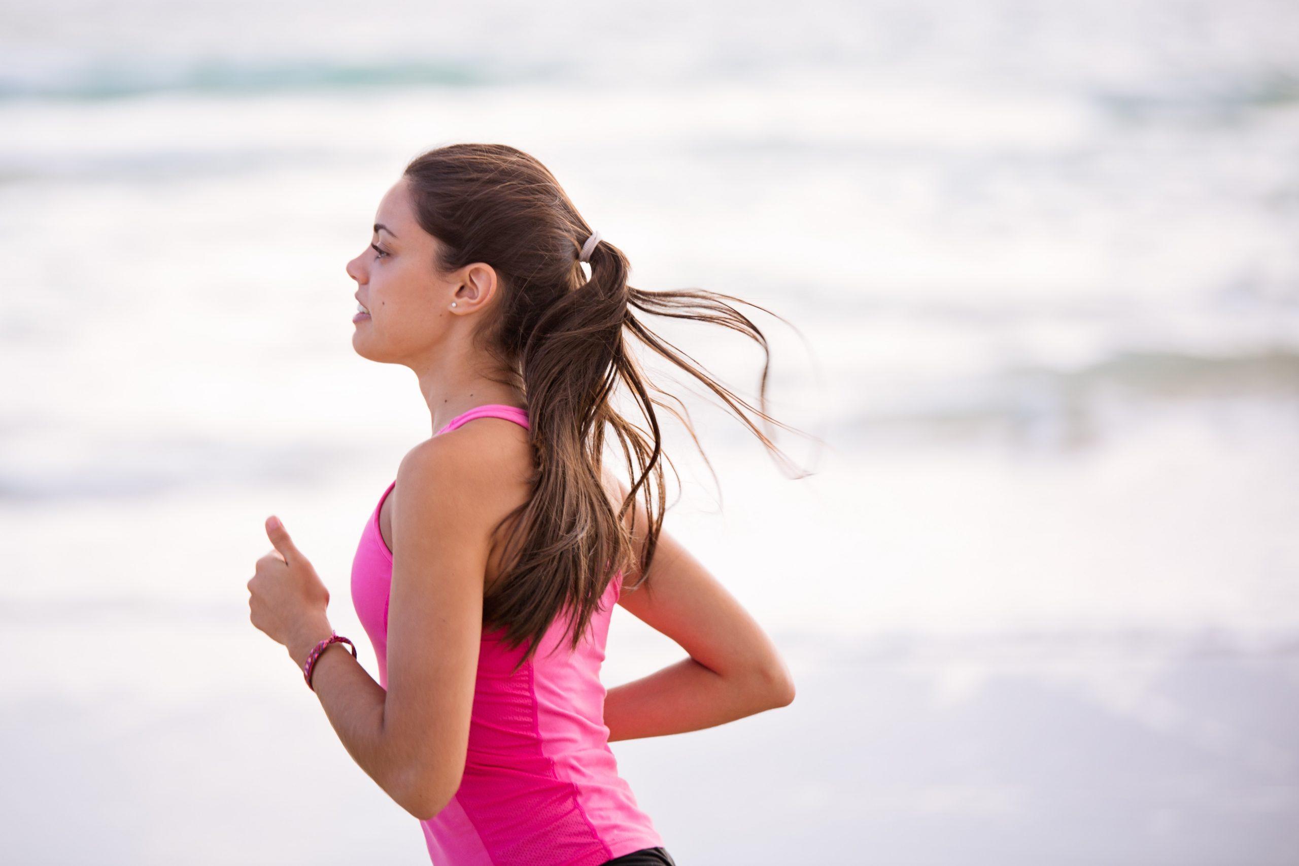 Coronavirus jogging two metres not enough