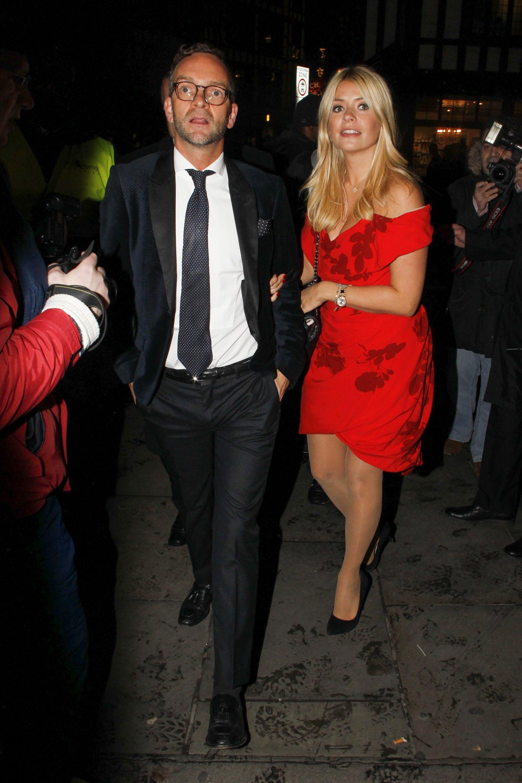 Dan Baldwin and Holly Willoughy