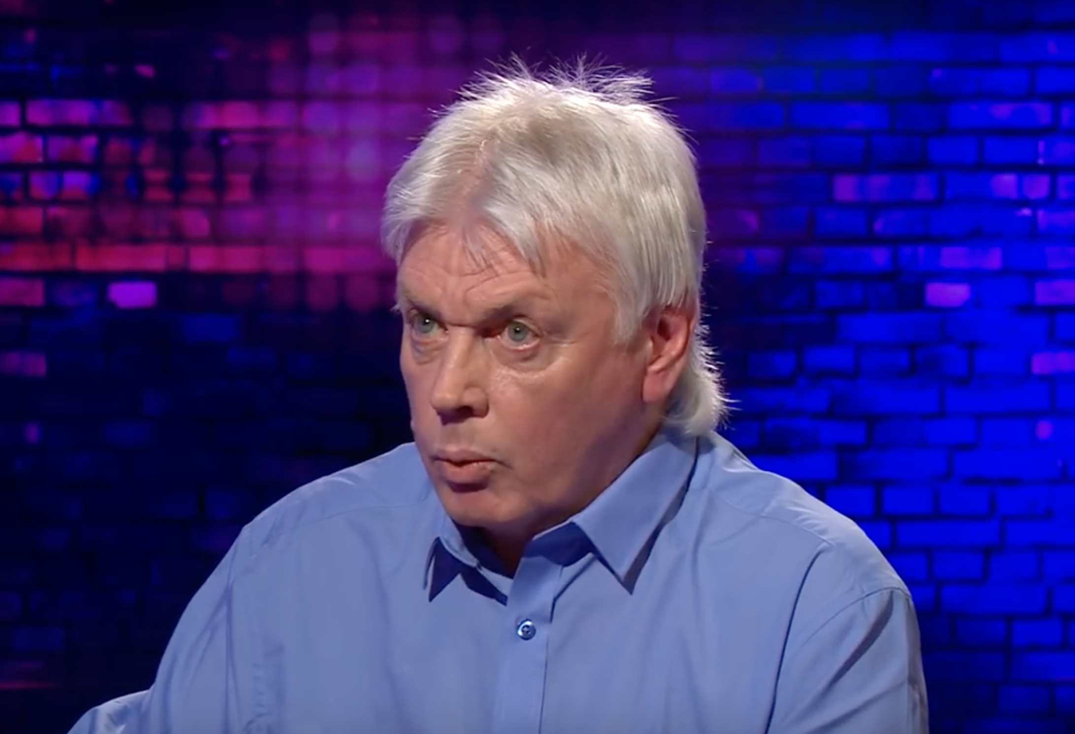David Icke (Credit: BBC)