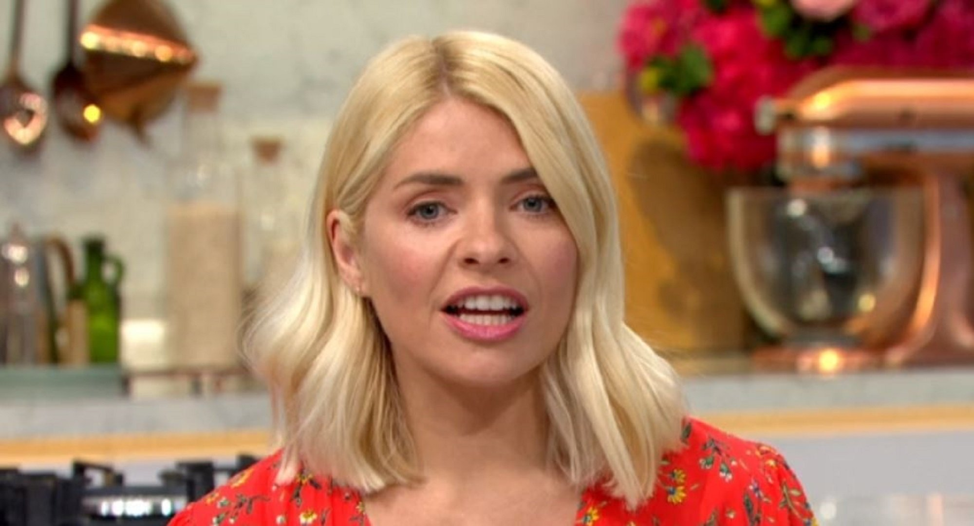 This Morning's Holly Willoughby admits avoiding rows with husband Dan in lockdown by 'turning a blind eye'