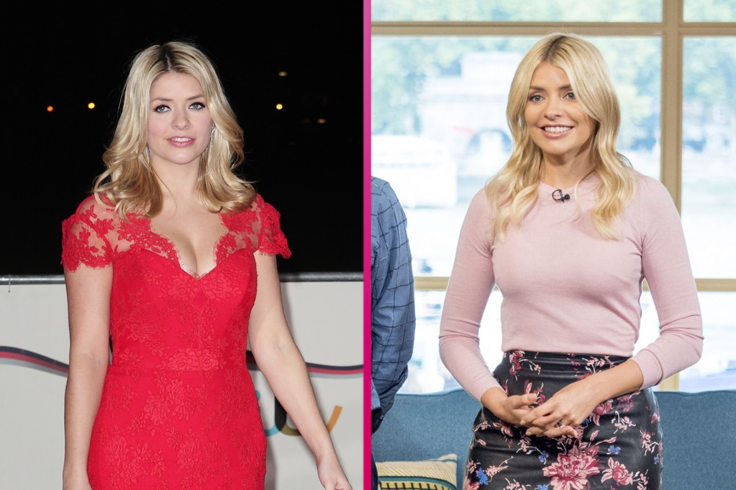 Holly Willoughby weight loss - her top diet and exercise secrets revealed