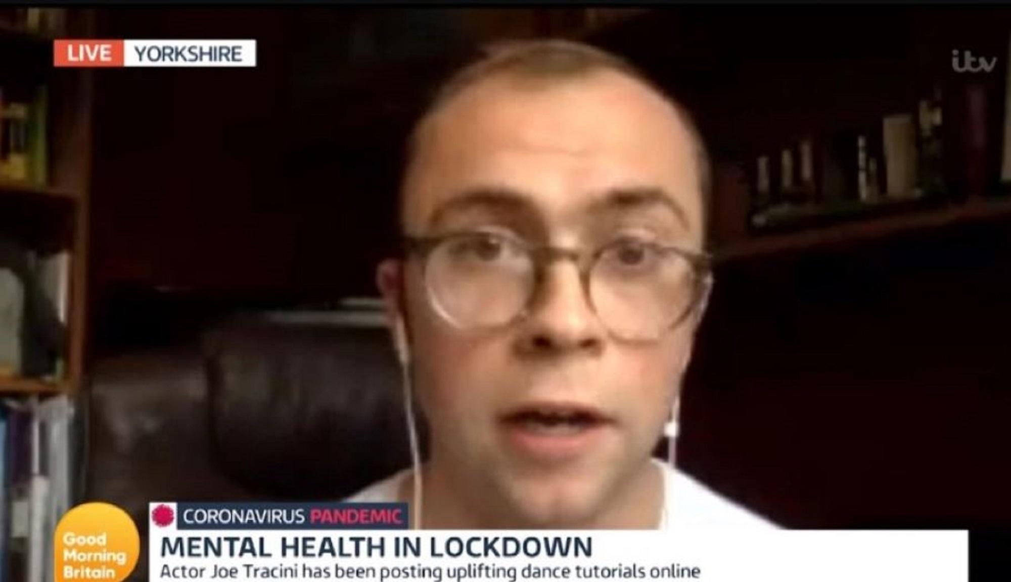 Hollyoaks star Joe Tracini 'admits he wants to kill himself on low days in lockdown'