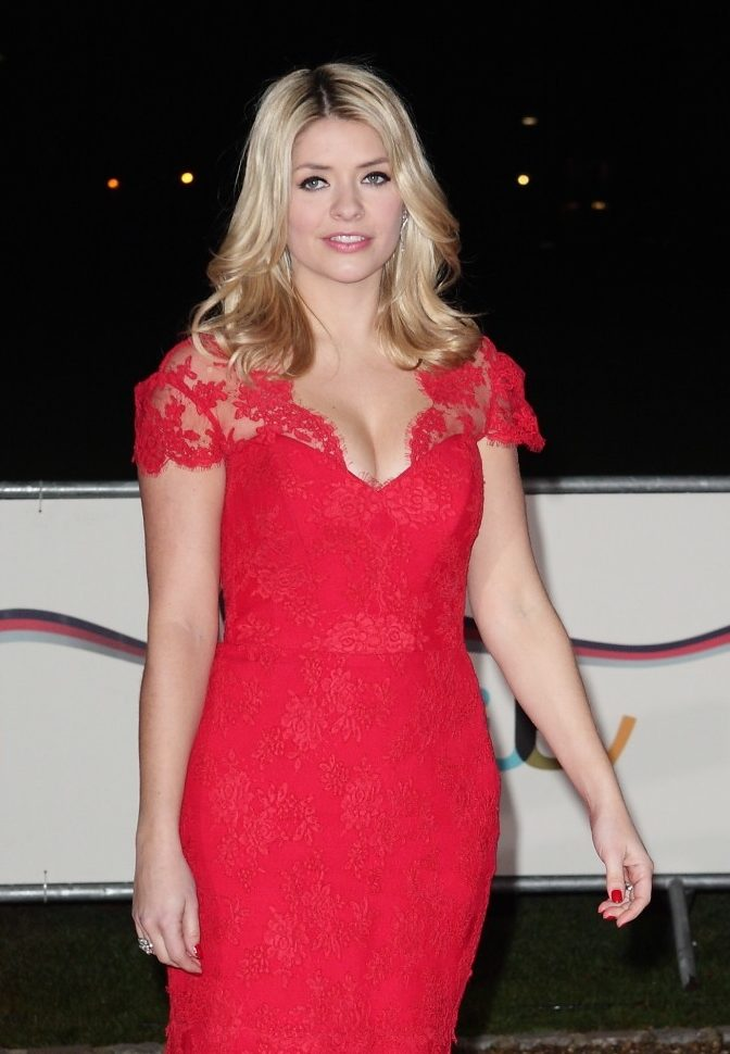 Holly Willoughby weight loss (Splash News)
