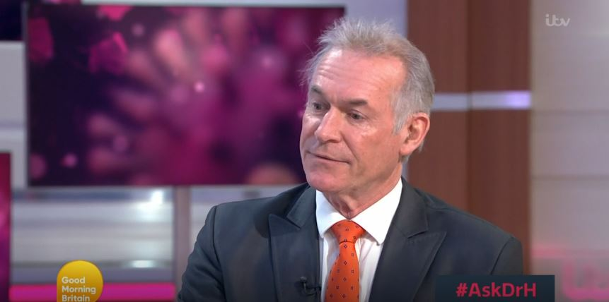 Dr Hilary Jones