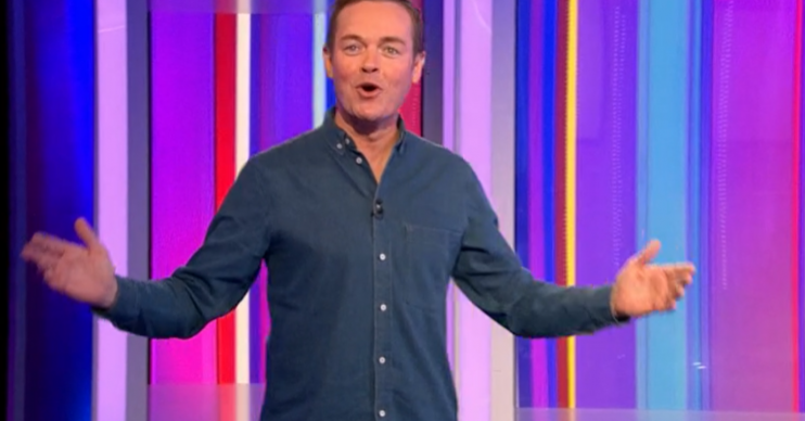 Stephen Mulhern The One Show Credit: BBC