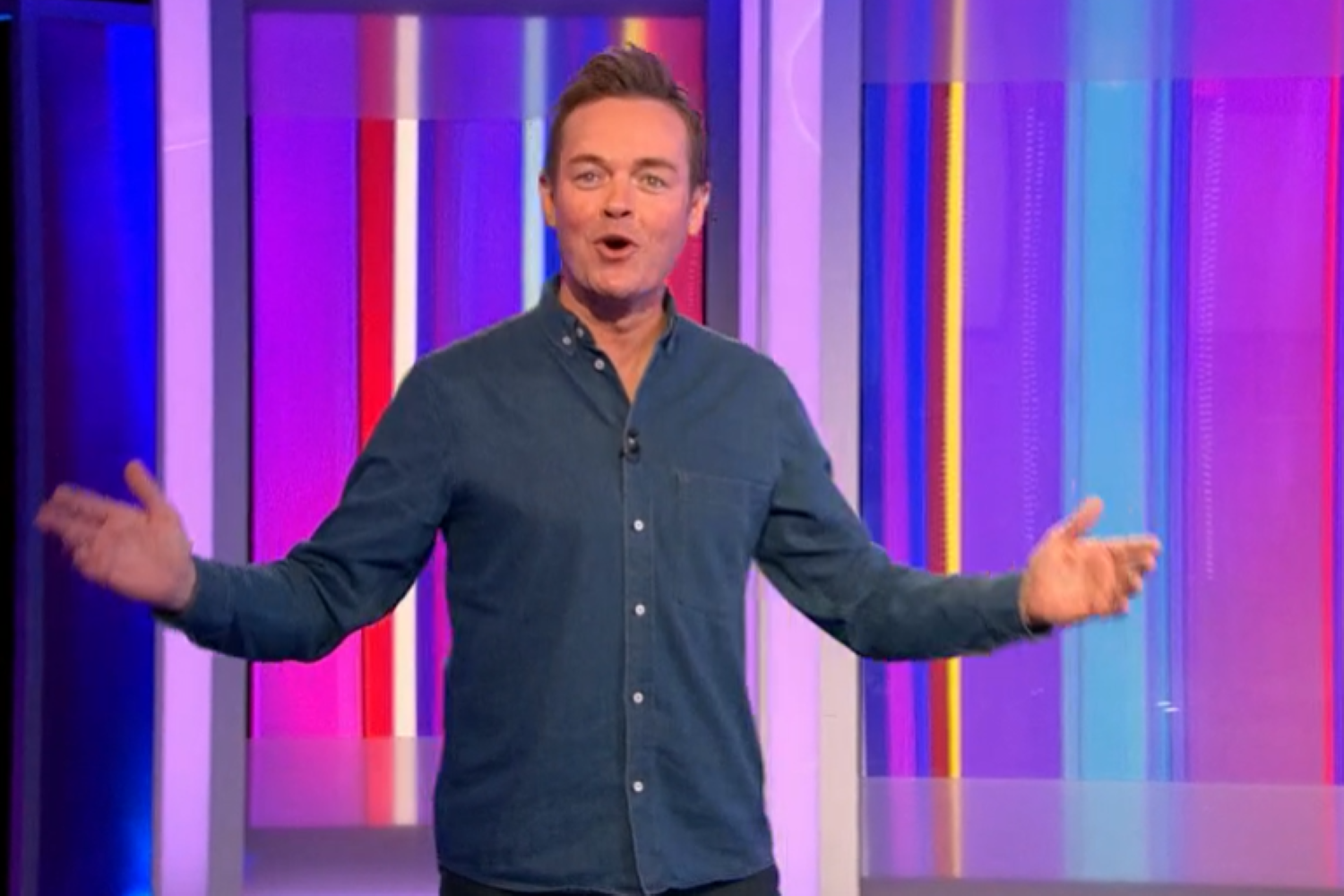 Stephen Mulhern 'gaffes' on The One Show as viewers 'expose' magic trick