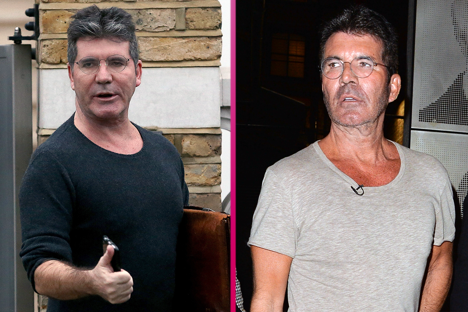 Simon Cowell's weight loss transformation explained including his diet and exercise regime