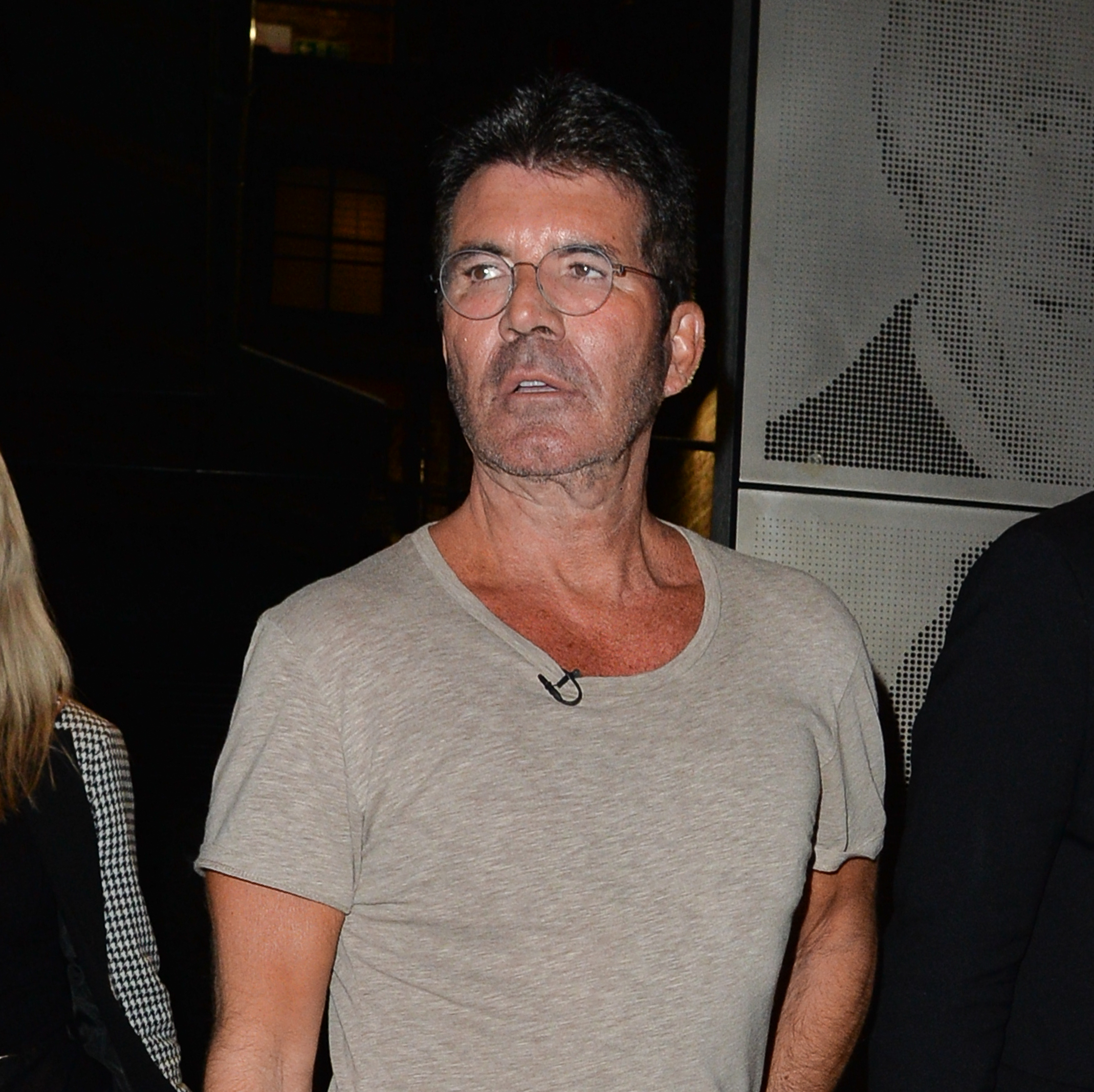 Simon Cowell weight loss (Credit: Splash News)