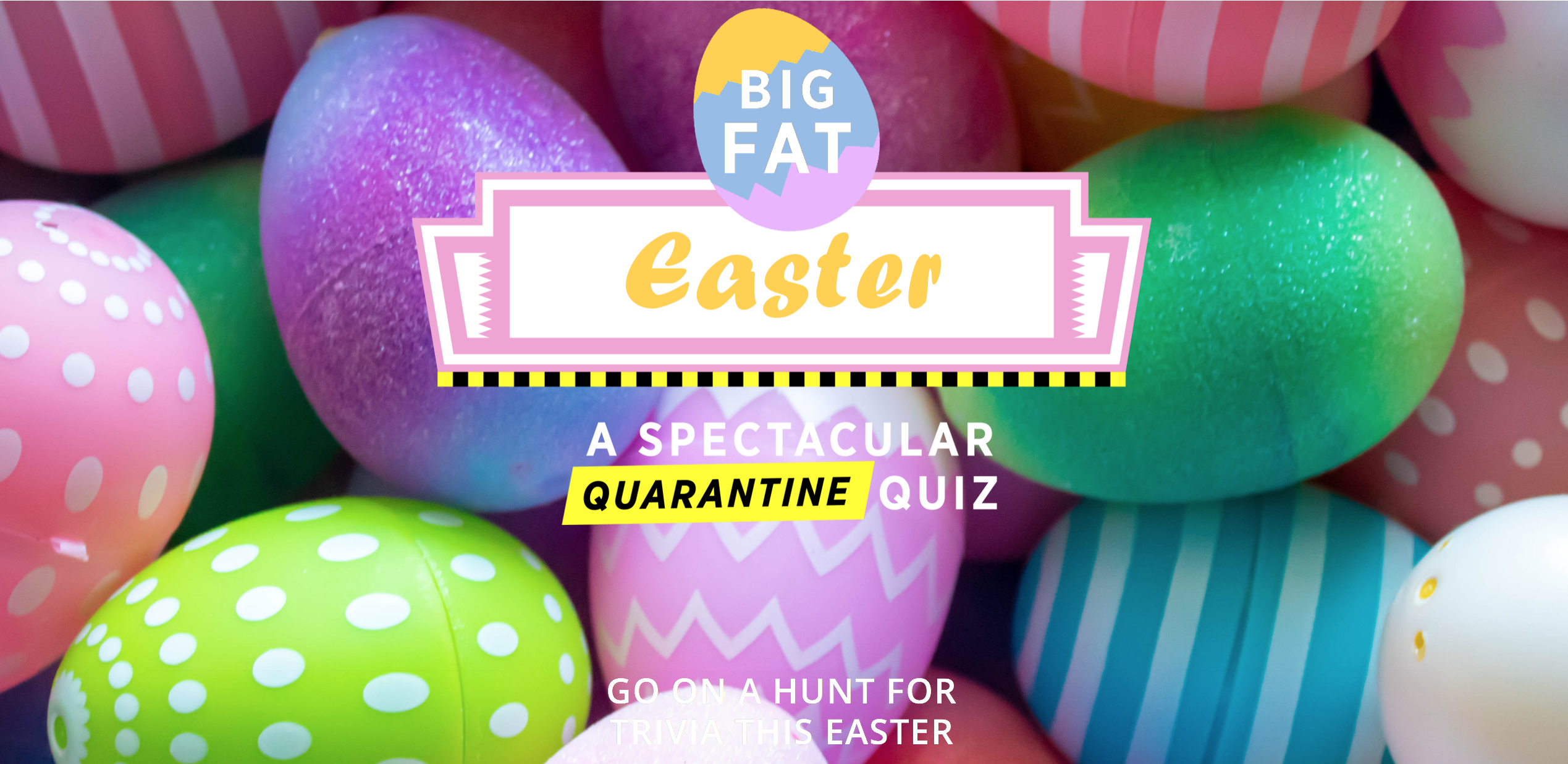 7 online quizzes to get involved with while under lockdown this Easter weekend