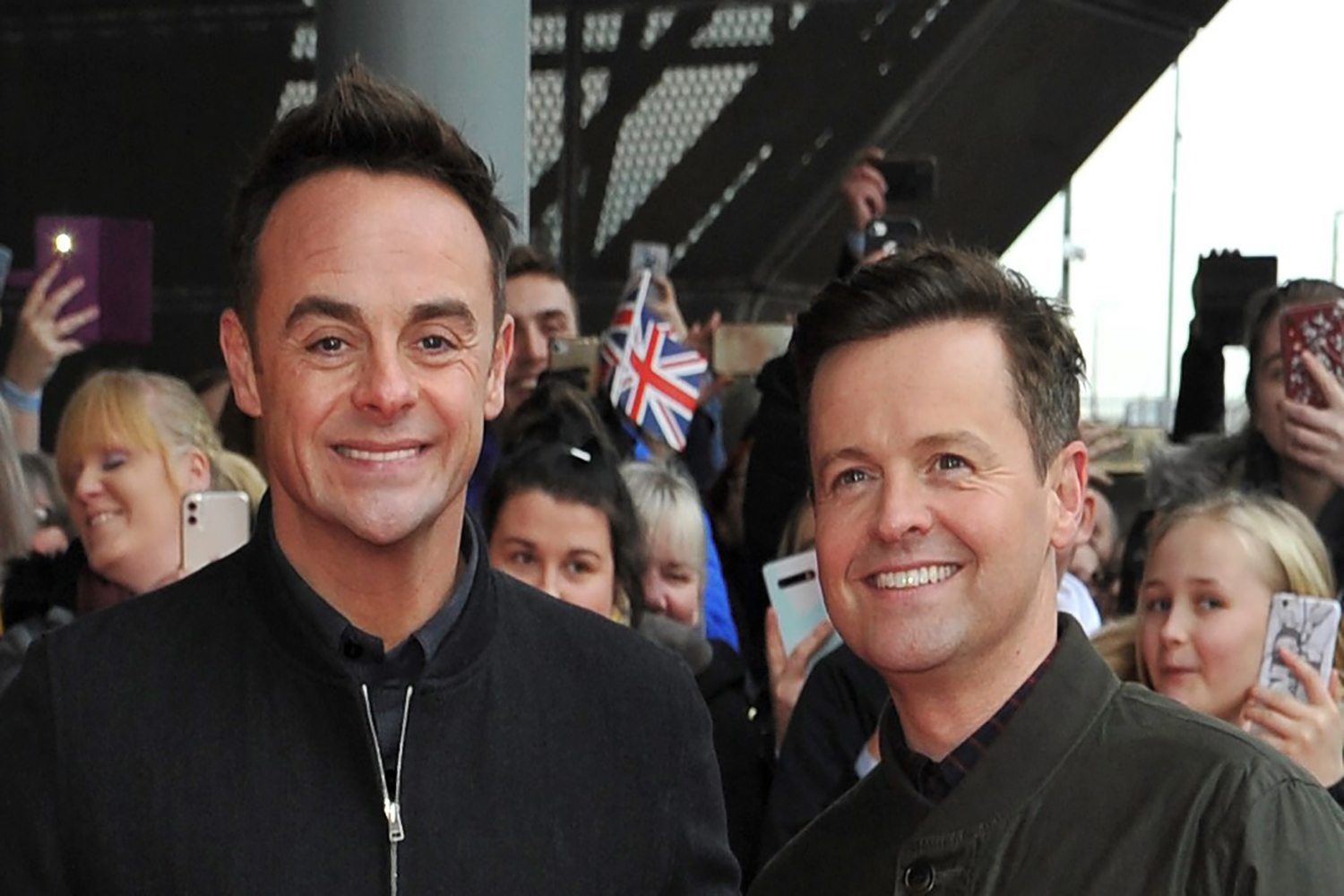 Britain's Got Talent hosts Ant and Dec thank NHS in moving tribute