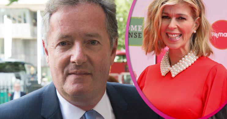 Piers Morgan/Kate Garraway
