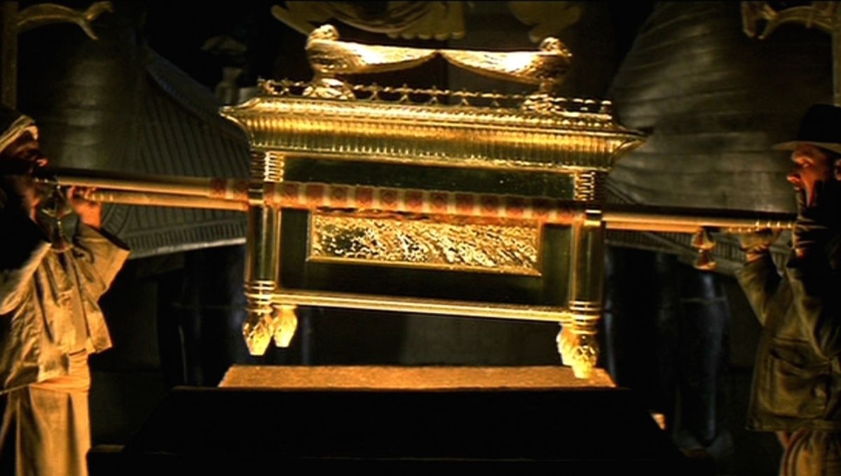 What is the Ark of the Covenant? Indiana Jones