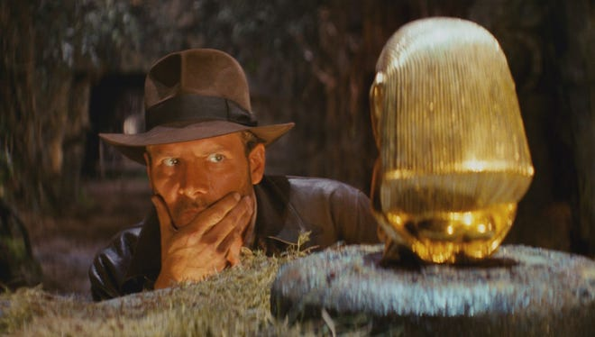 What is the Ark of the Covenant? Indiana Jones (Credit: Disney)
