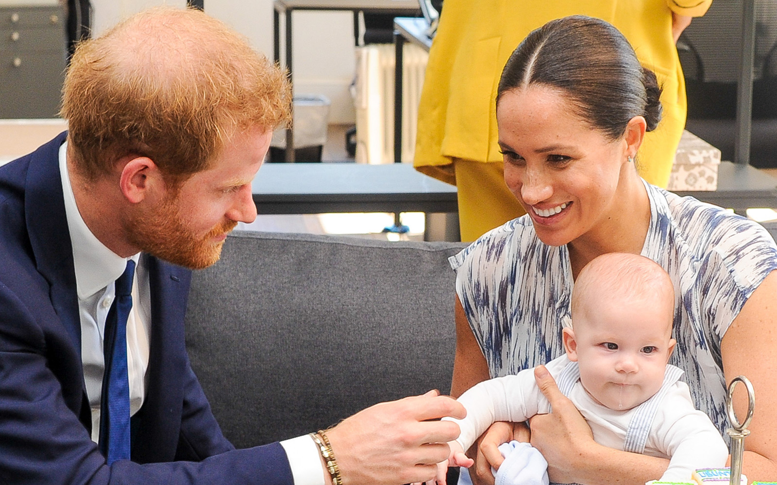 Harry and Meghan 'forced to cancel plans for Archie's first birthday due to coronavirus'