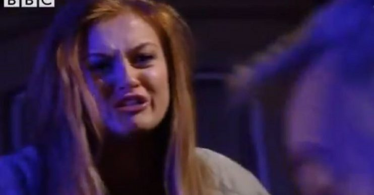 Tiffany in the latest EastEnders trailer