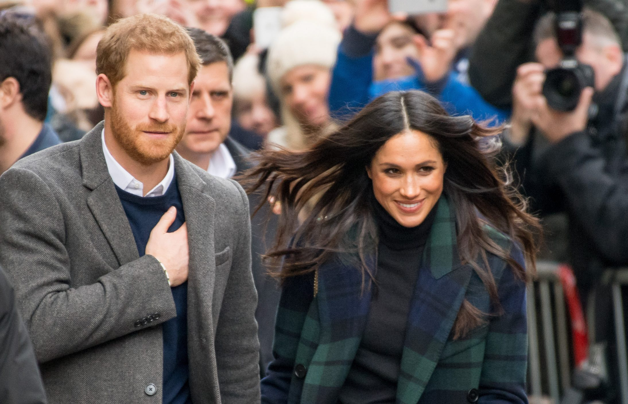 Lorraine brands Harry and Meghan 'out of touch' as she praises 'natural' Cambridges