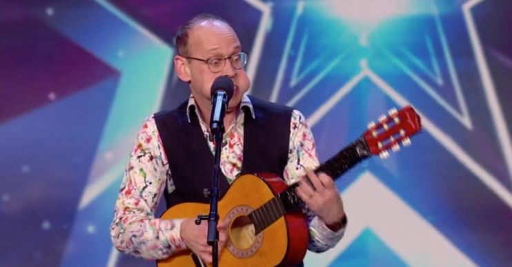 Britain's Got Talent's Steve Royle