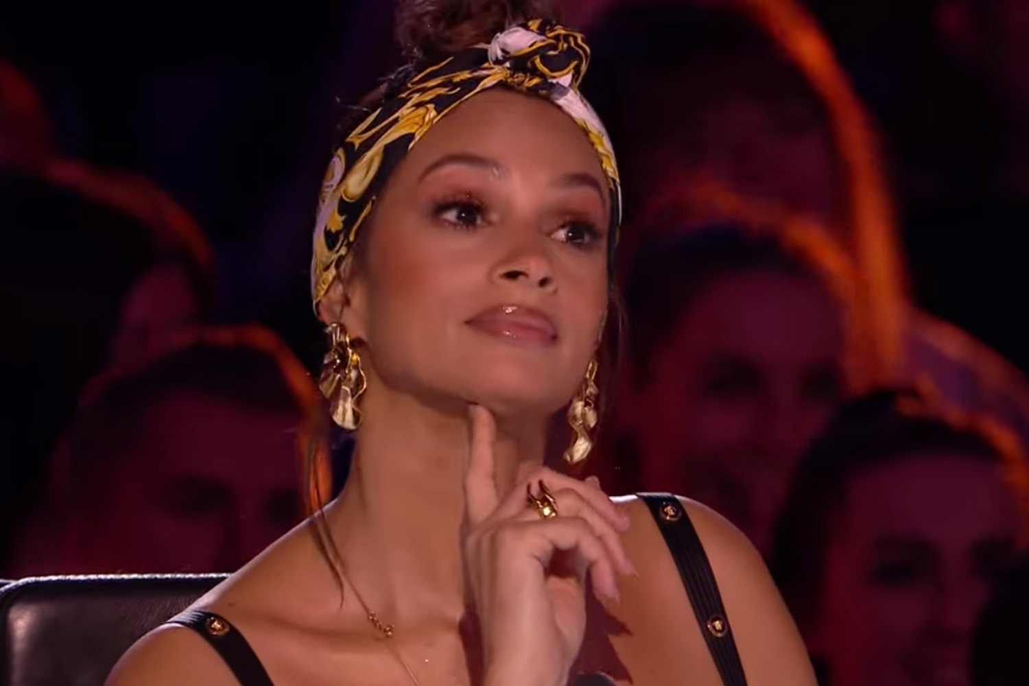 BGT viewers slam 'rude' Alesha Dixon and accuse her of being 'bitter' over last night's Golden Buzzer