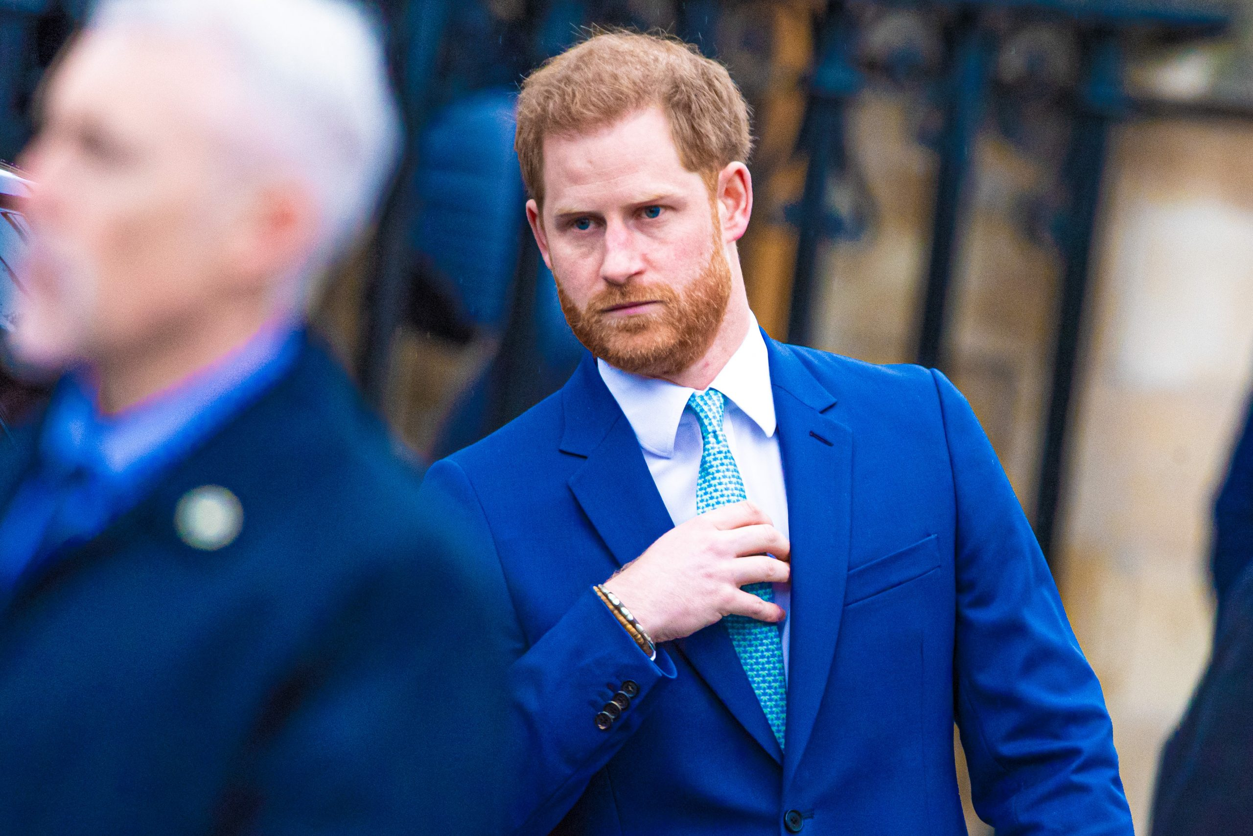 Prince Harry reportedly hinted at plans to quit royal life last year