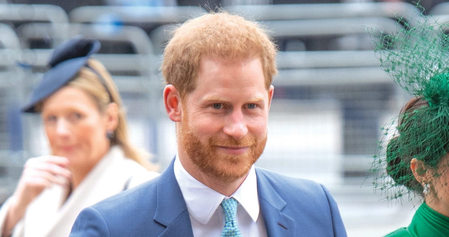 Prince Harry drops his royal surname in US paperwork