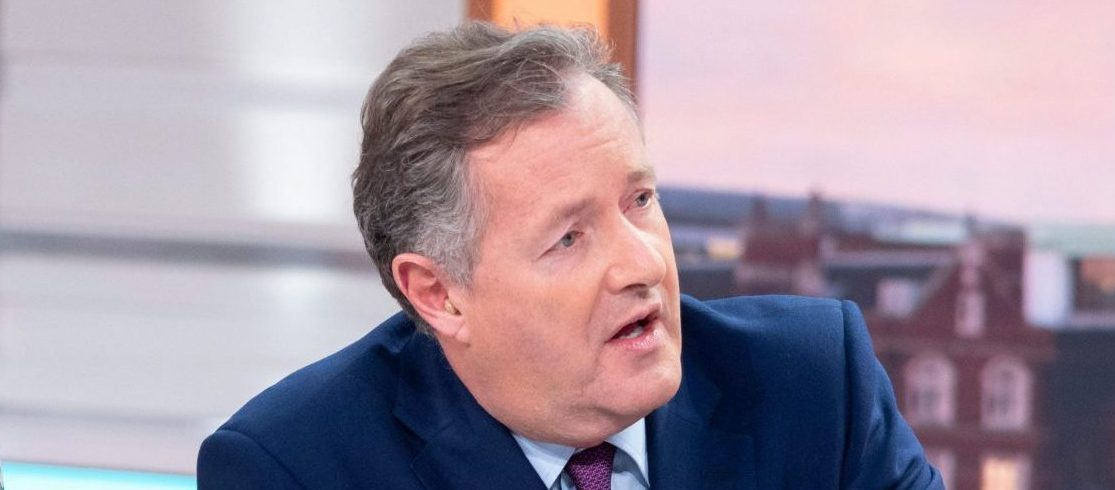 Piers Morgan celebrates care home workers as they sing karaoke for residents