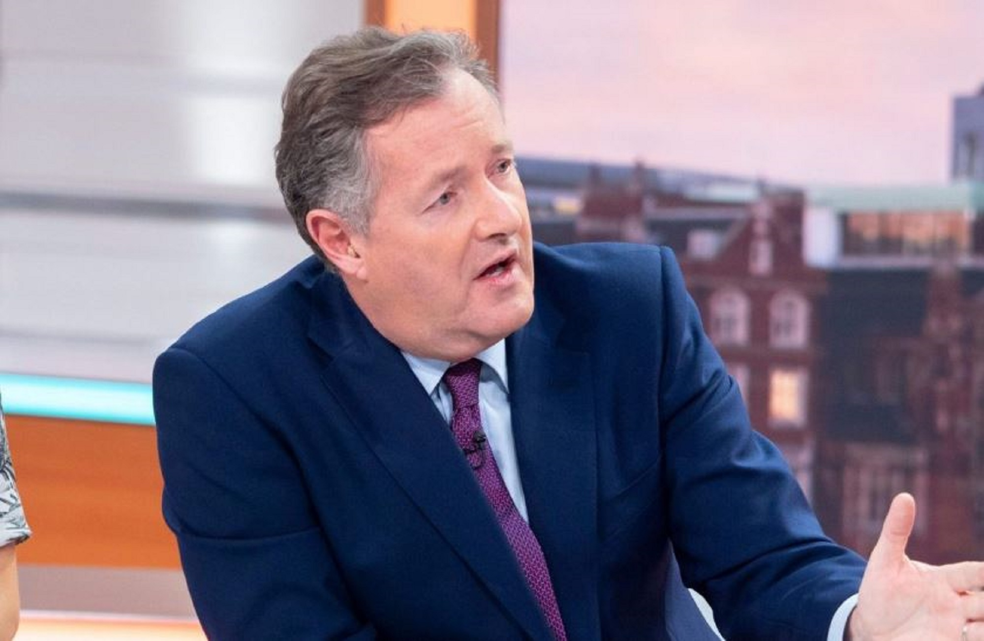 Piers Morgan defends 'excruciating' interview with Care minister Helen Whately on GMB