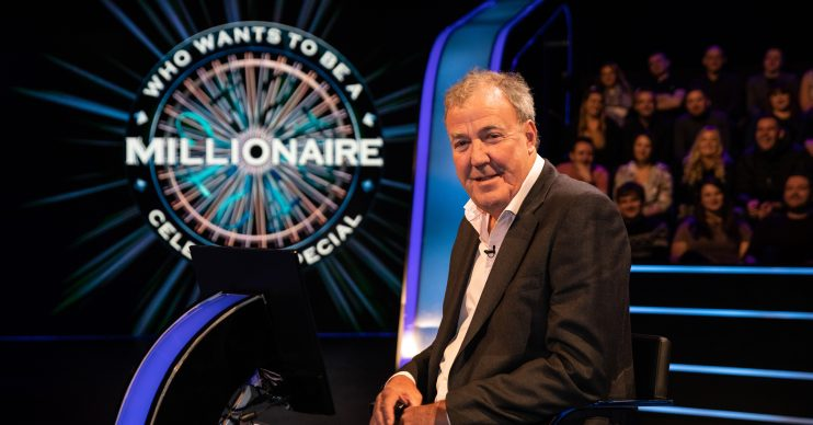 Jeremy Clarkson Who Wants to be a Millionaire ITV