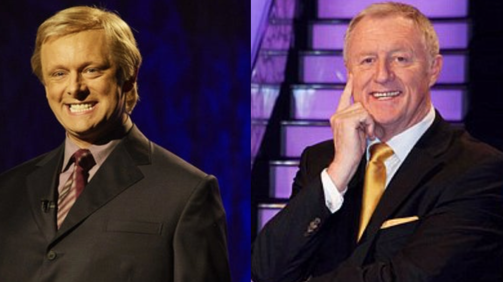 Who wants to be a millionaire quiz cast (Credit: ITV)