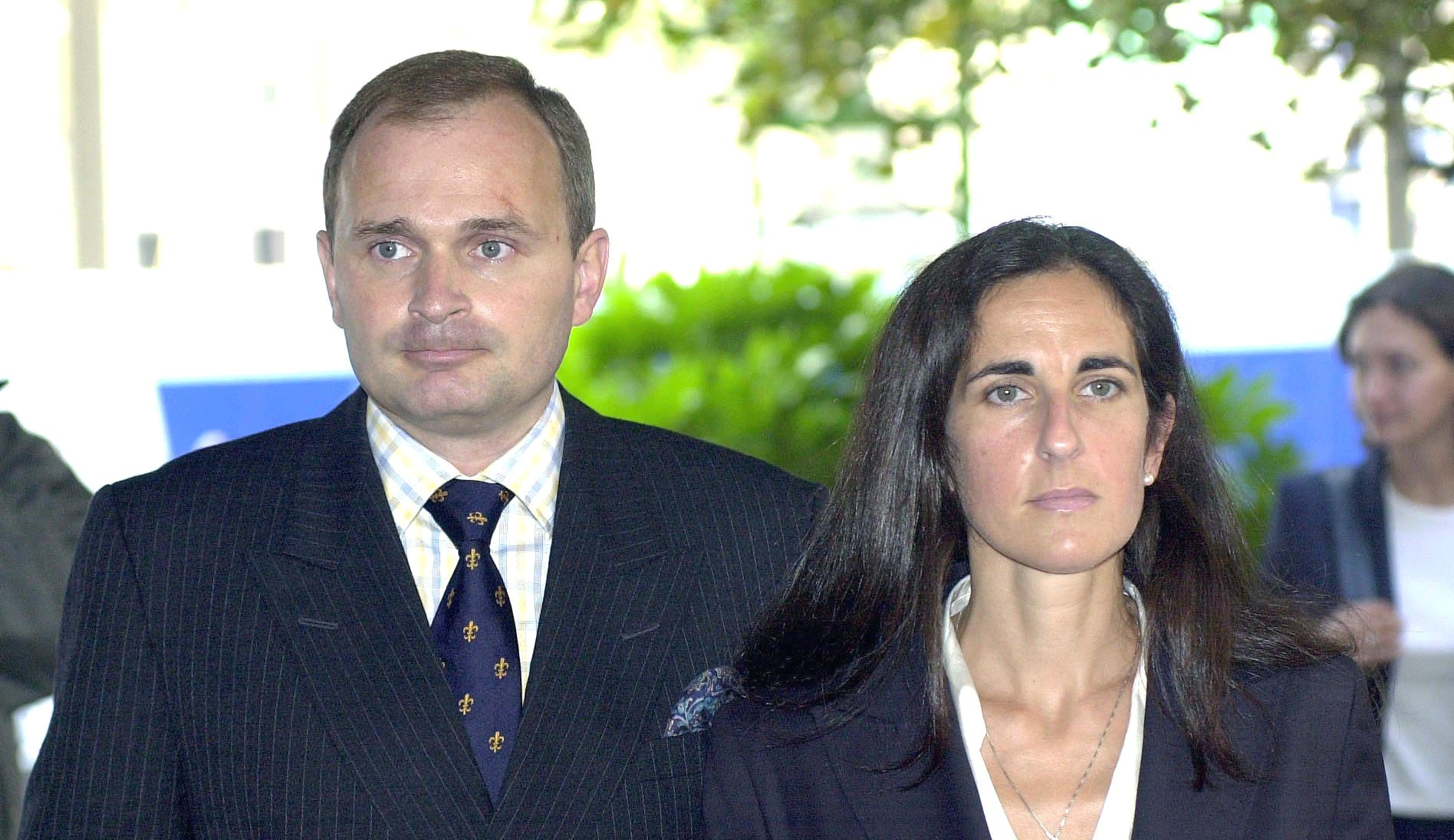 Did Charlies and Diana Ingram go to prison? (Credit: Shutterstock)