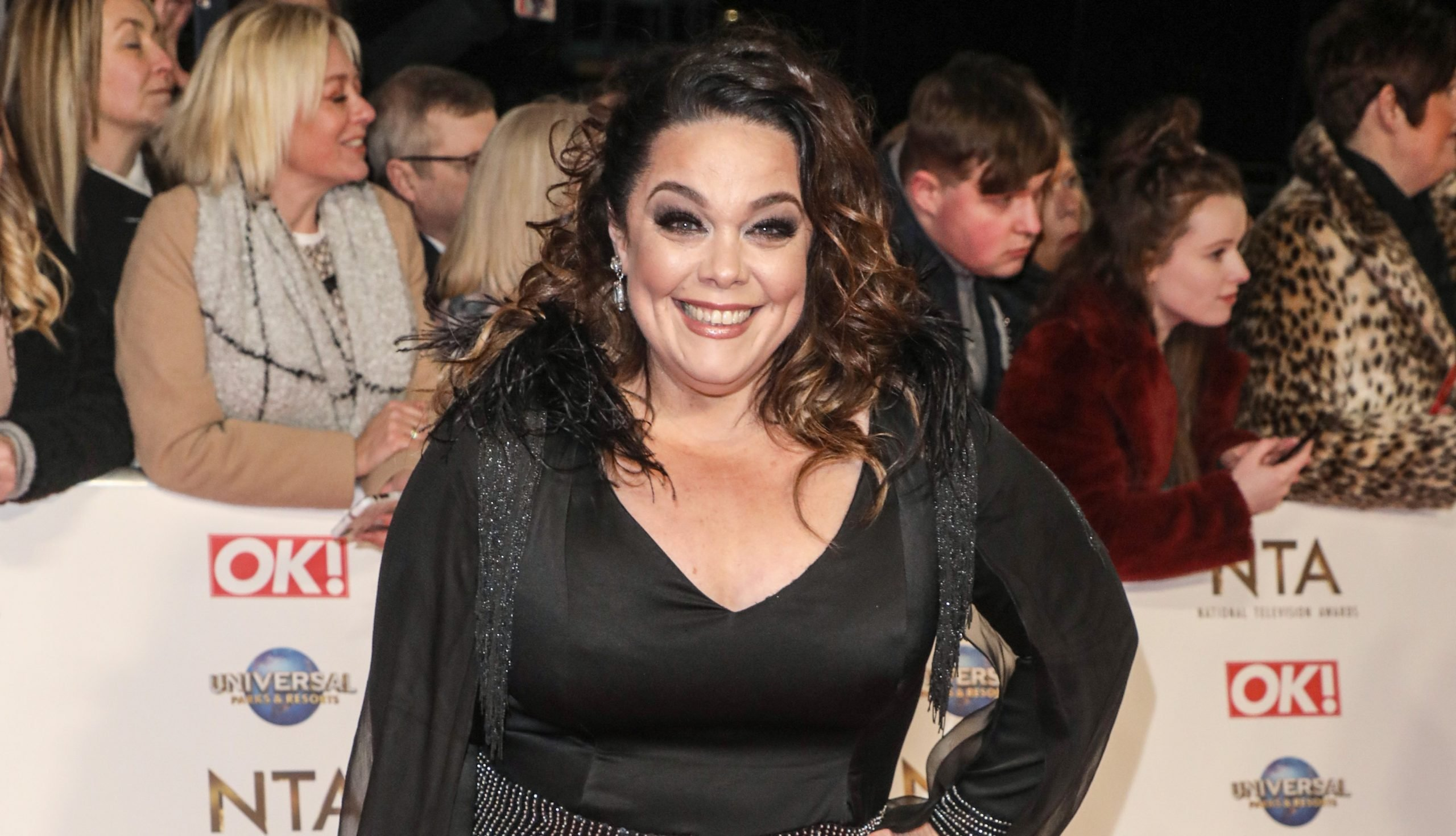 Emmerdale actress Lisa Riley tells fans to 'get a grip' over 'incest twist' theory