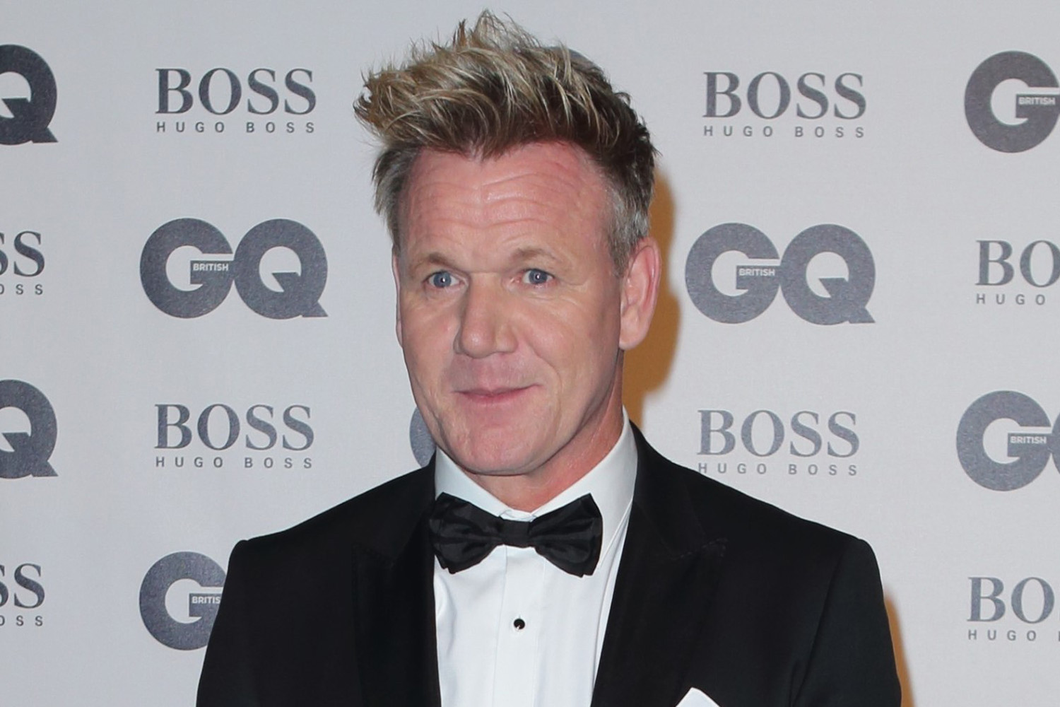 Gordon Ramsay 'angers Cornwall locals as he parks huge car outside shop'