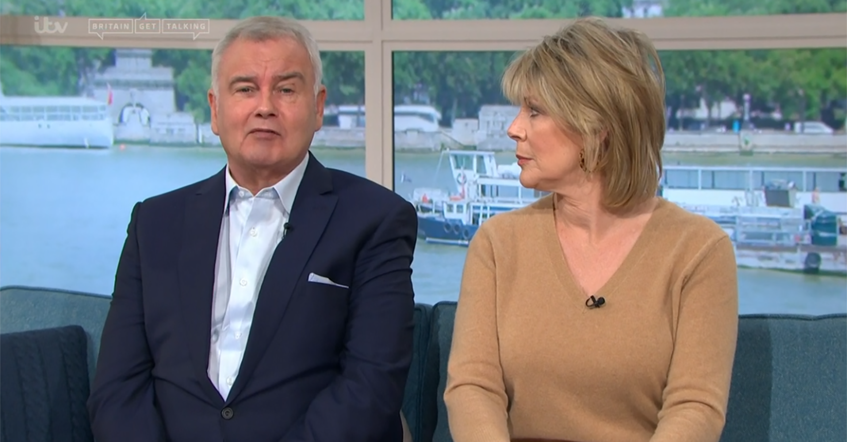 Ofcom issues guidance to ITV after Eamonn Holmes' coronavirus comments on This Morning