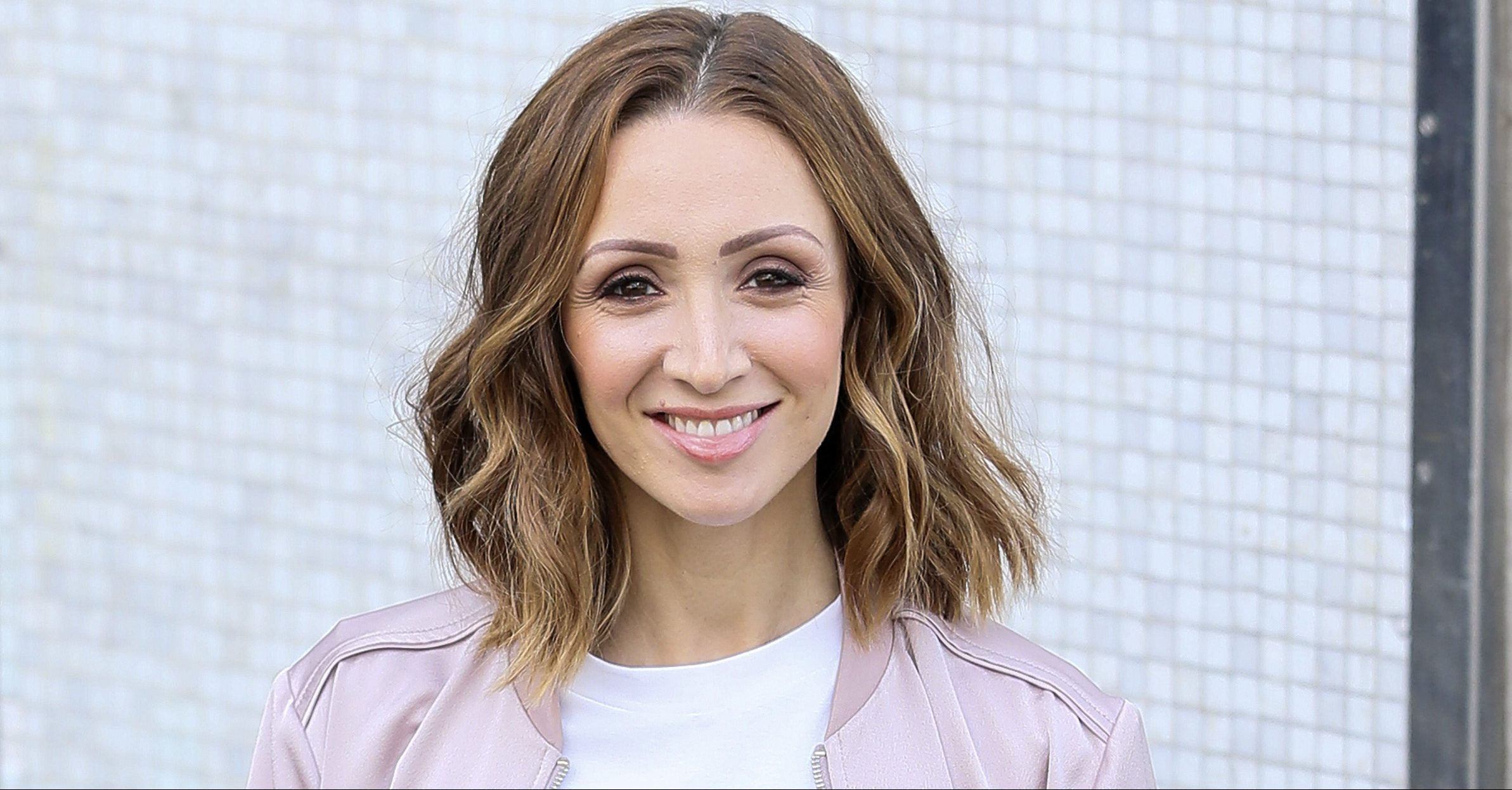 Lucy-Jo Hudson breaks her silence on THAT 'fall out' with ex-husband Alan Halsall