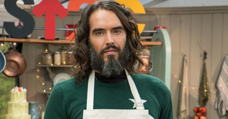 Russell Brand (Credit: Channel 4)
