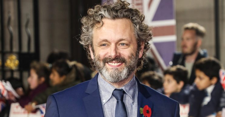 Michael Sheen Pride Of Britain Awards