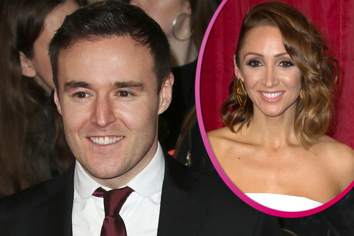 Corrie's Alan Halsall makes 'dig' at ex Lucy-Jo Hudson over her 'regret' comment
