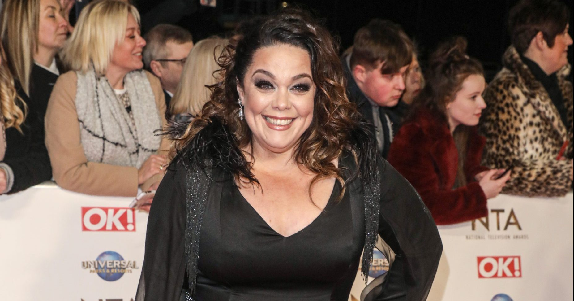 Emmerdale actress Lisa Riley reveals special tribute to 104-year-old uncle who died of coronavirus