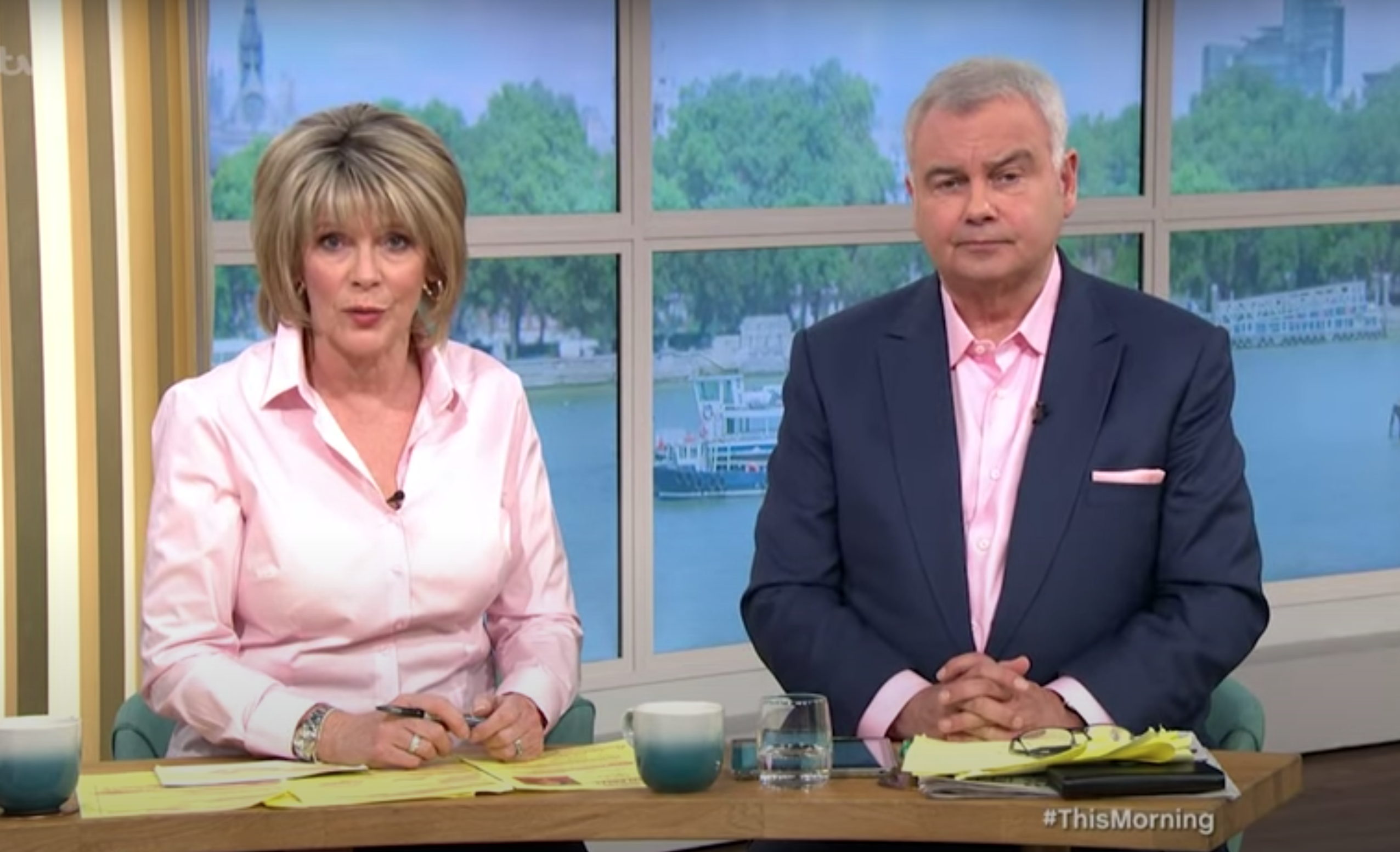 This Morning 'contacts police' after domestic abuse victim pleads for help live on TV