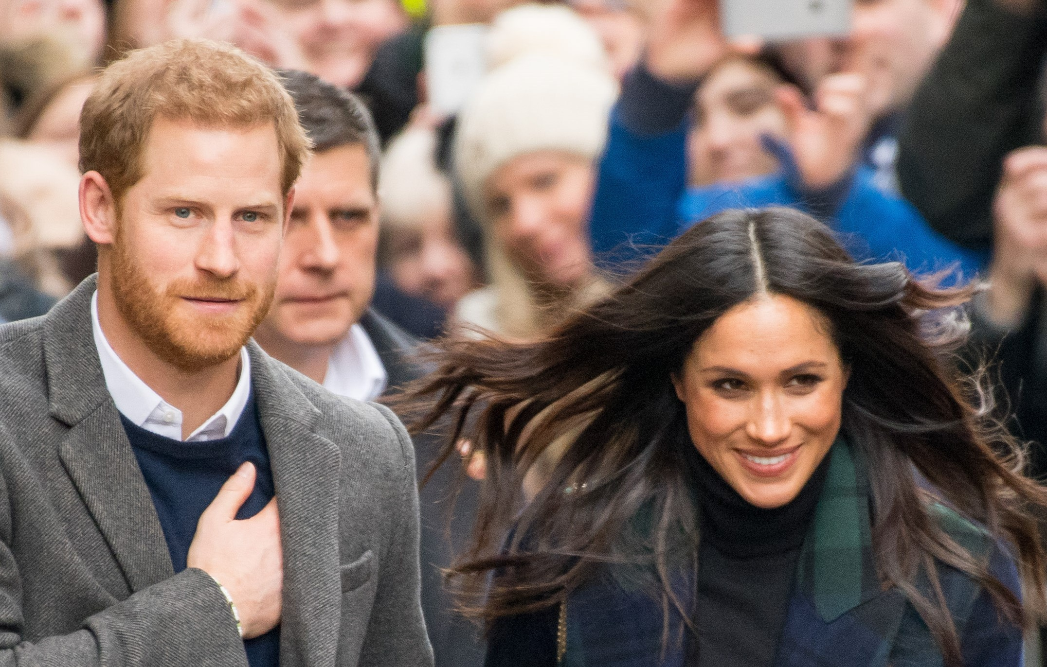 Harry and Meghan donate over £90,000 to hunger charity amid coronavirus crisis