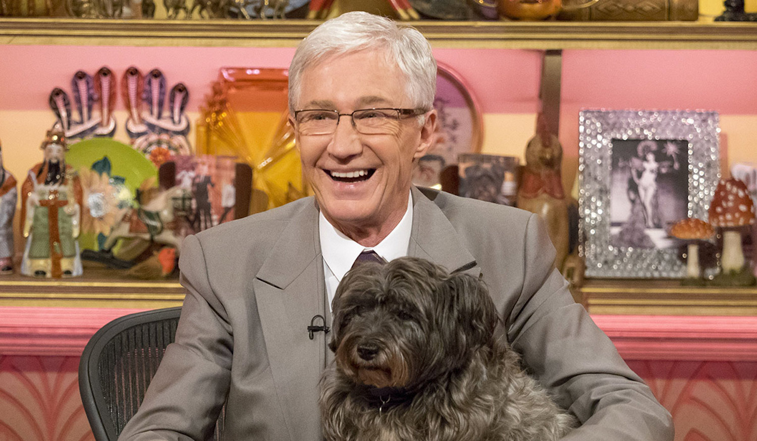 How is Paul O'Grady now after coronavirus battle? For The Love Of Dogs star discusses recovery