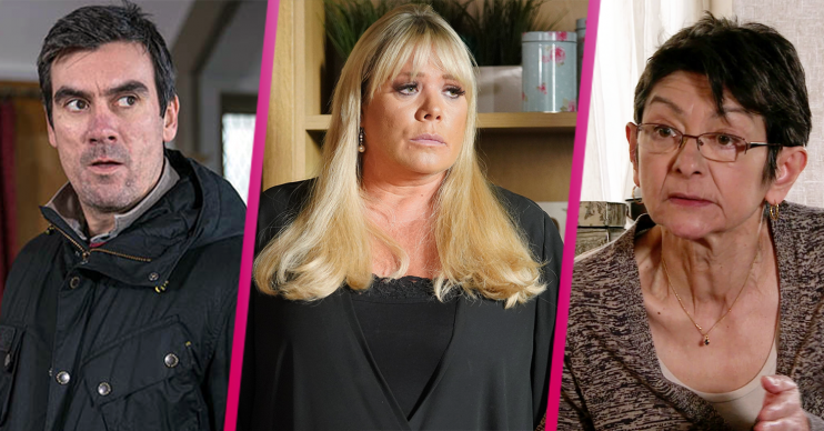 Which soaps are on tonight? Emmerdale, Eastenders Coronation Street