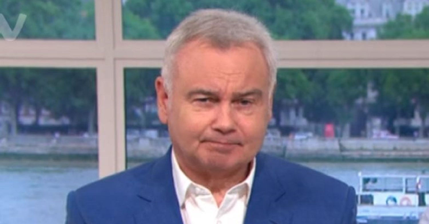 This Morning: Eamonn Holmes reveals show 'will soon be filmed from home'