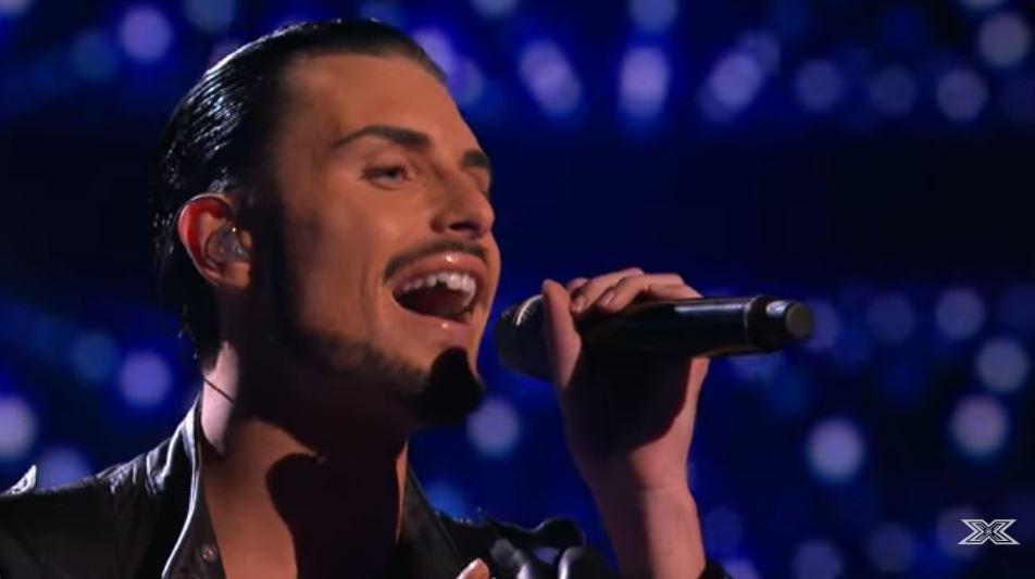 Rylan Clark-Neal on The X Factor